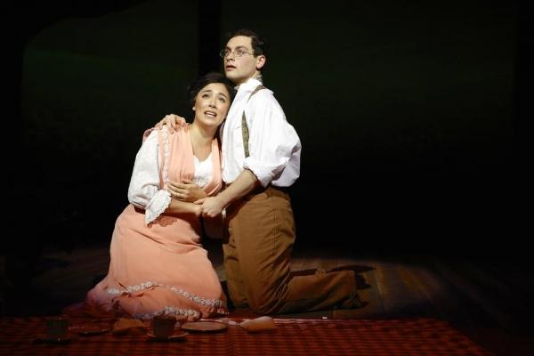 Ana Marcu and Ethan Saviet