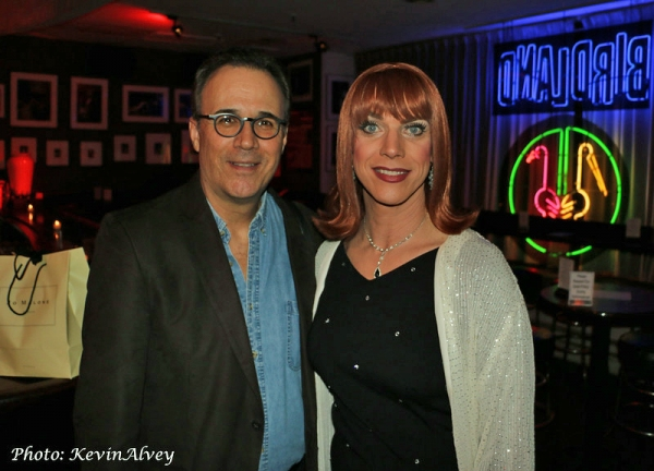 John Bucchino and Miss Coco Peru