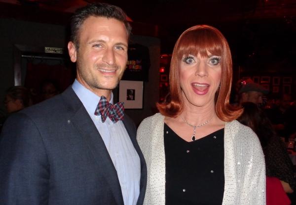John Hill and Miss Coco Peru                           Photo