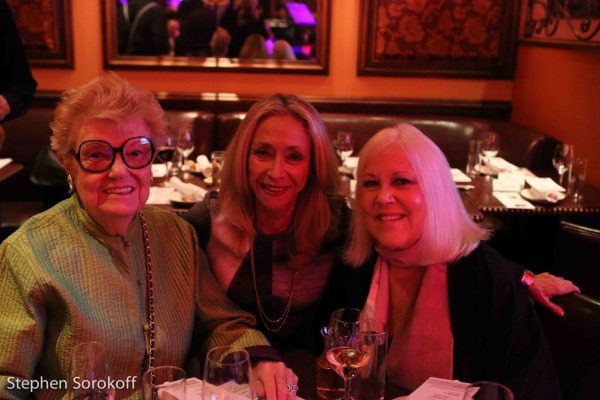June Freemanzon, Eda Sorokoff, Lynn Henderson