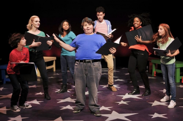 Photo Flash: First Look at John Tartaglia, Kerry Butler, and More in York Theatre Company's BIG