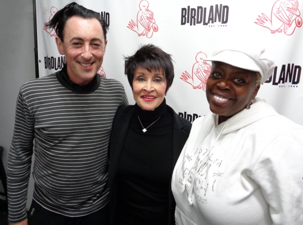 Alan Cumming, Chita Rivera, Lilias White Photo
