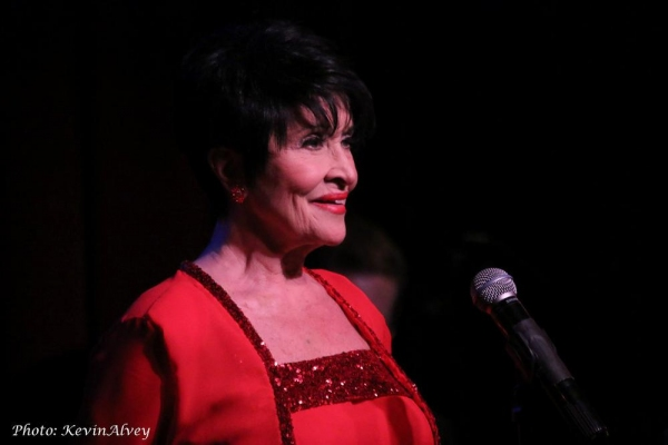 Photo Flash: Terrence McNally, Alan Cumming, and More Attend CHITA'S BACK! at Birdland