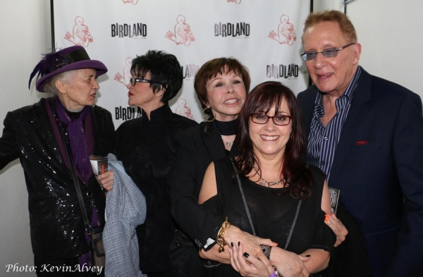 Julie Wilson, Chita Rivera, Neil Adams, Lisa Mordente, Joe Tremaine