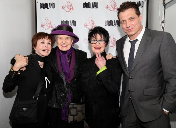Neil Adams, Julie Wilson, Chita Rivera, Holt McCallany