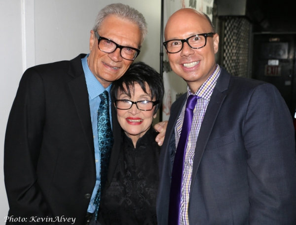 Preston Ridge, Chita Rivera, Richard Ridge