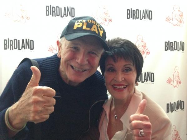 Photo Flash: Terrence McNally, Alan Cumming, and More Attend CHITA'S BACK! at Birdland