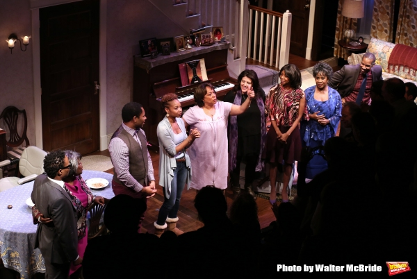 Photo Coverage: Billy Porter's WHILE I YET LIVE Takes Opening Night Bows