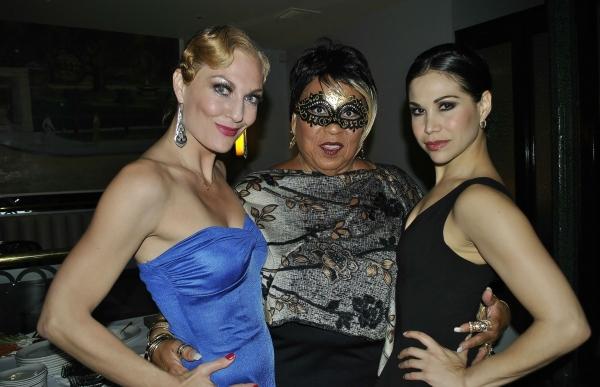 Terra C. MacLeod, Roz Ryan, Bianca Marroquin