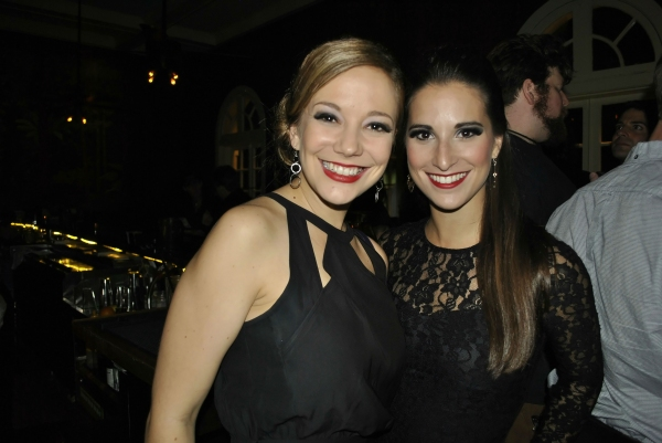 Allison Blair McDowell, Robin Masella