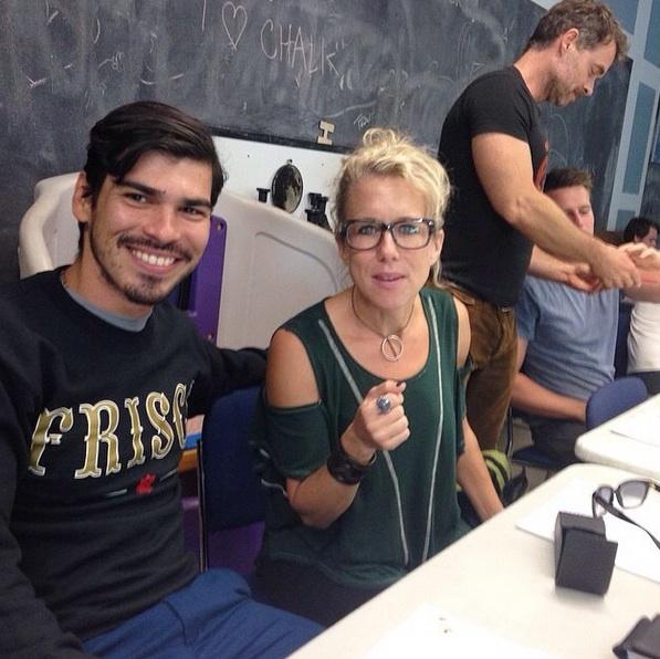 Raul Castillo, Lauren Weedman