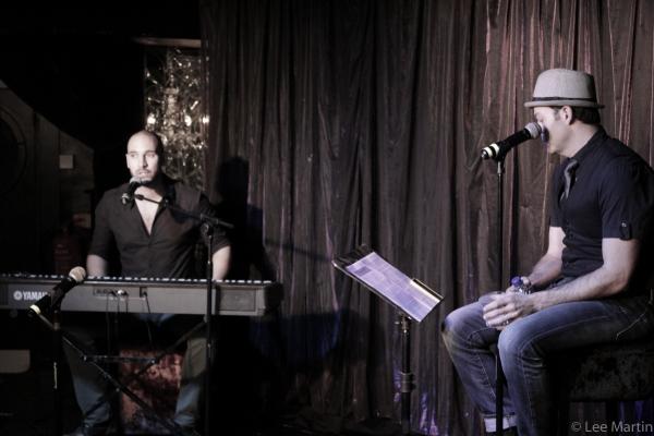Eamonn O'Dwyer & Cronin  Photo