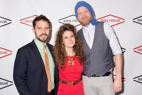Oliver Butler, Hannah Bos, Paul Thureen