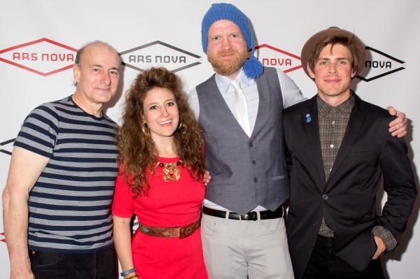 Photo Coverage: Ars Nova Celebrates Opening Night of  JACUZZI