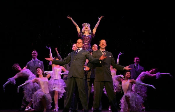 Photos: First Look at Patti Murin, Noah Racey and More in Goodspeed's HOLIDAY INN