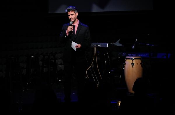 Pivot president Evan Shapiro attends Pivot''s Freestyle Love Supreme premiere event a Photo