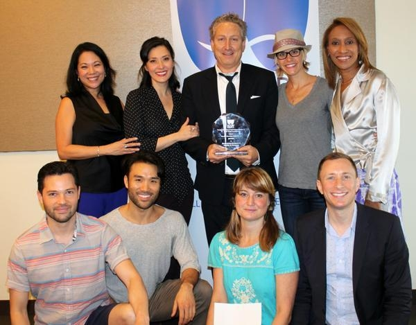 Photo Flash: Actors' Equity Honors IF/THEN for 'Excellence in Diversity'