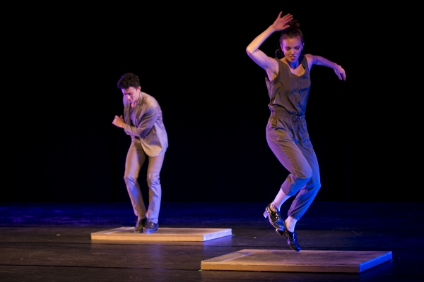 Dorrance Dance. Photo by Whitney Browne. Photo