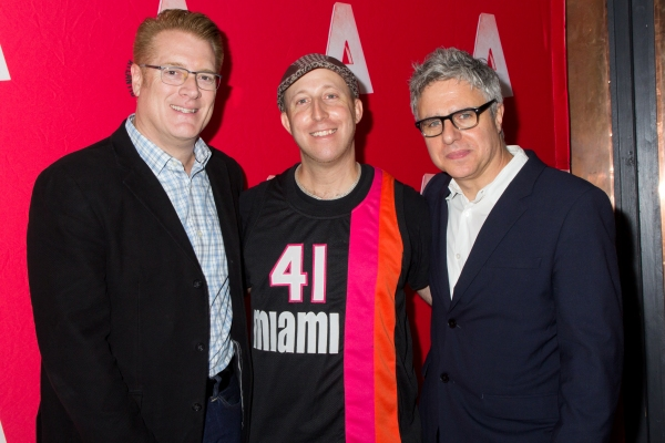Jeffory Lawson, Davy Rothbart, Neil Pepe