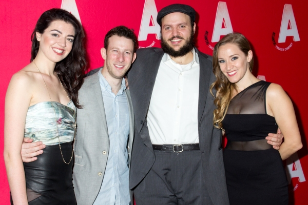 Barrett Wilbert Weed, Nick Blaemire, Daniel Everidge, Betsy Morgan