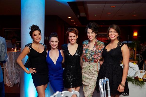 Ashley Park, Alexandra Frohlinger, Danielle Jordan, Paige Faure, Jordana Grolnick