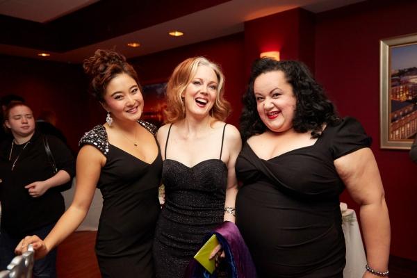Ashley Park, Beth Glover, Aymee Garcia