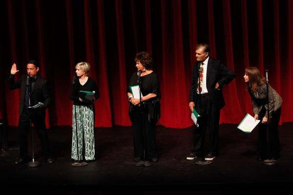 Eugene Pack, Florence Henderson, Lainie Kazan, Fred Willard, Laraine Newman