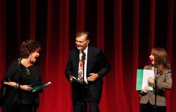 Lainie Kazan, Fred Willard, Laraine Newman