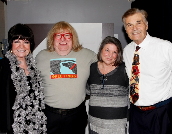JoAnne Worley, Bruce Vilanch, Fred Willard
