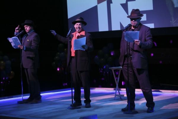 Culture Clash members Richard Montoya, Ric Salinas and Herbert Siguenza