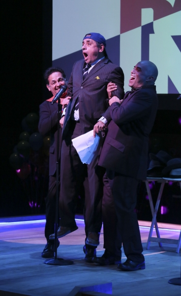 Culture Clash members Ric Salinas, Richard Montoya and Herbert Siguenza