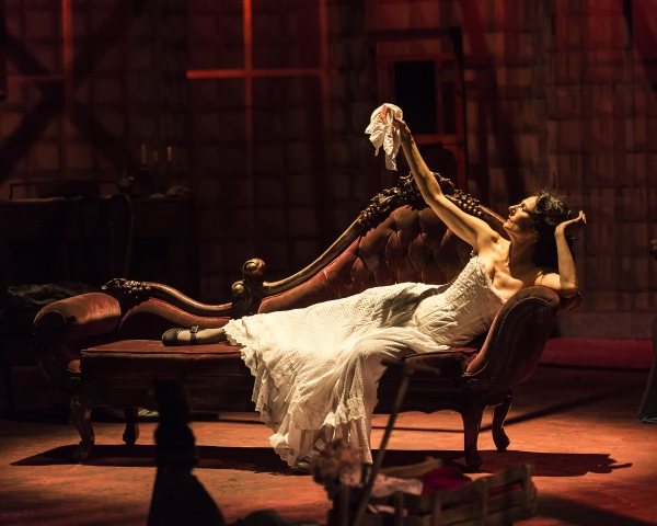 Photo Flash: First Look at Conor McPherson's THE DANCE OF DEATH at A Noise Within
