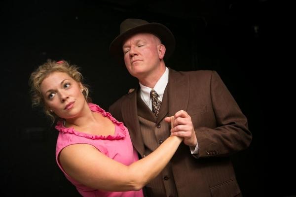 Erin Tito and Mark Ridenour Photo