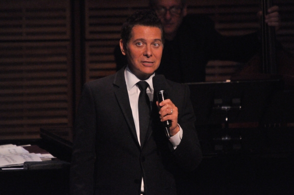 Photo Coverage: STANDARD TIME WITH MICHAEL FEINSTEIN Plays Carnegie Hall