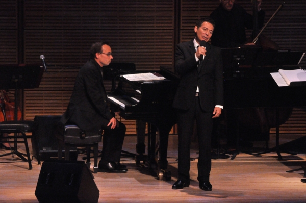Ted Firth and Michael Feinstein