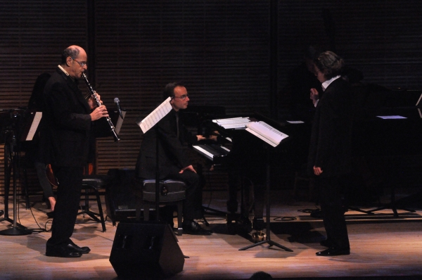Lawrence Feldman, Ted Firth and Charles Prince