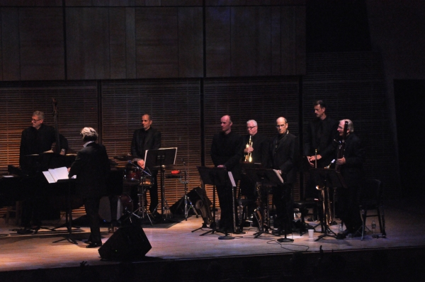 The Orchestra-David Fink (Bass), Charles Prince, Ray Marchica (Drums), Lawrence Feldman (Reeds), Ron Jannelli (Reeds), Tony Kadleck (Trumpet), John Fedchock (Trombone)