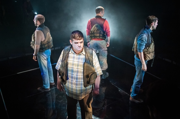 Photo Flash: First Look at Godlight's DELIVERANCE, Now Playing at 59E59 Theaters