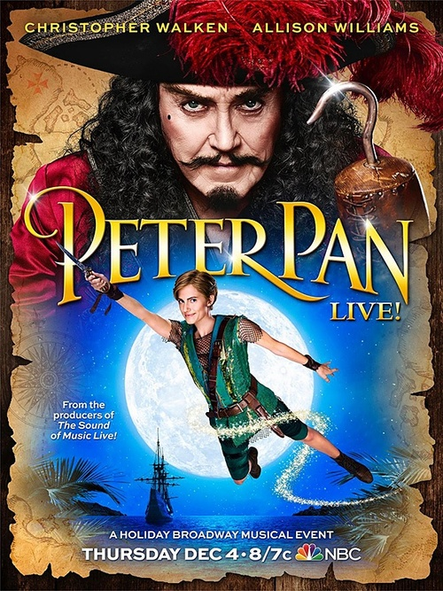 PETER PAN LIVE! DVD Now Available to Order