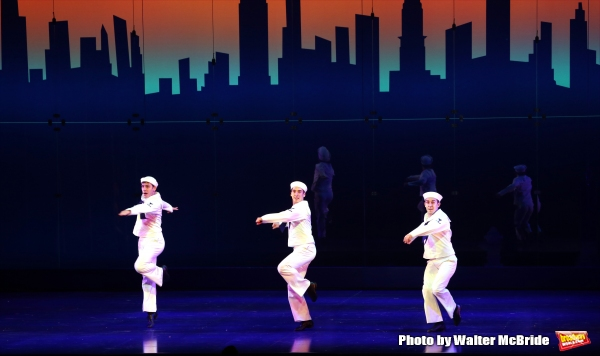Photo Coverage: Opening Night Bows for ON THE TOWN!