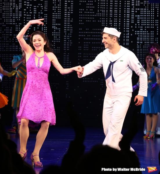 Megan Fairchild and Tony Yazbeck
