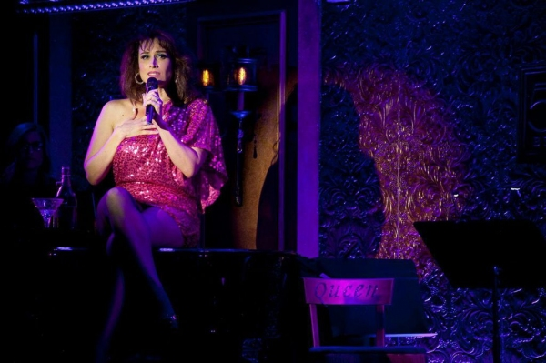 Photos: Lesli Margherita Brings ALL HAIL THE QUEEN to 54 Below