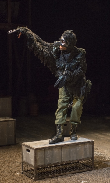 Photo Flash: First Look at Steppenwolf for Young Adults' ANIMAL FARM