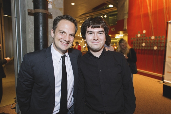 Vadim Feichtner (Musical Director) and William Yanesh (Assistant Musical Director)