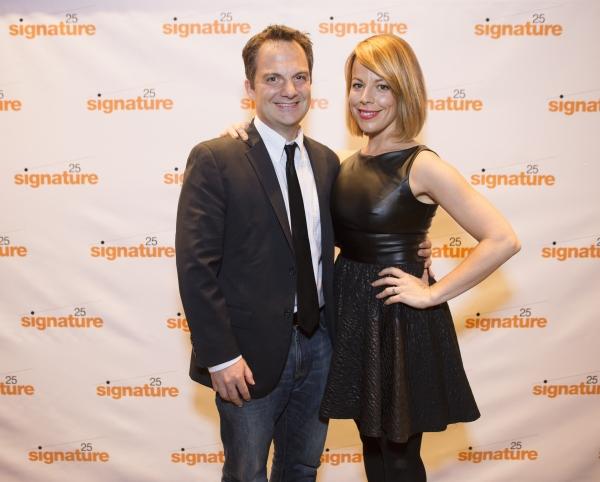 Vadim Feichtner and Leslie Kritzer