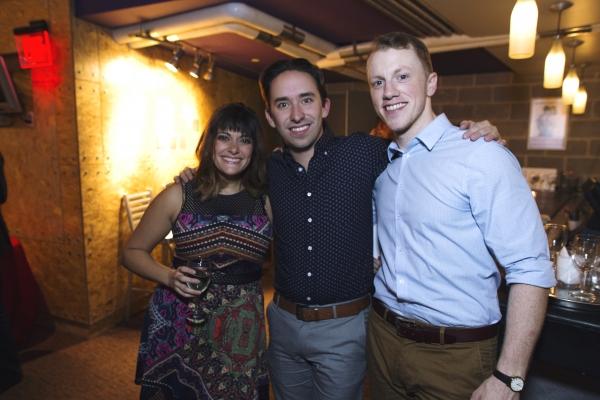Bayla Whitten, Matthew Gardiner, Paul Scanlan
