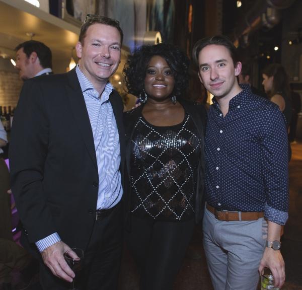 Patrick Hurston, Nova Y. Payton, Matthew Gardiner