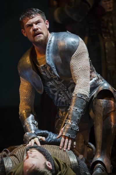 Tim Rogan as Lancelot Photo