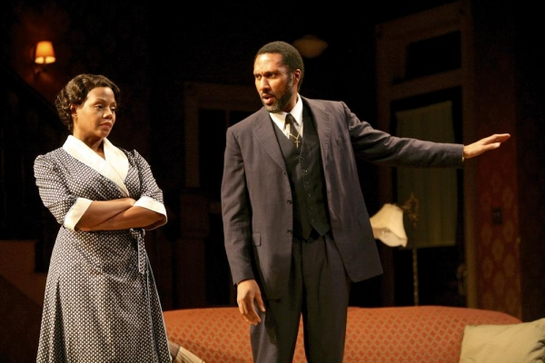 Photo Flash: First Look at Syracuse Stage's THE PIANO LESSON