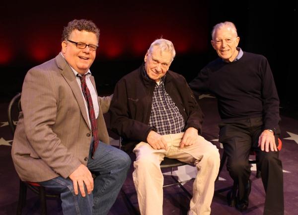 James Morgan, Brian Murray and Michael Montel